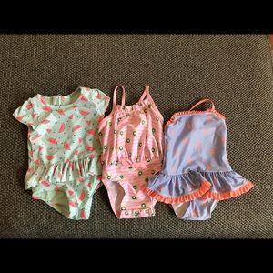 Other - Lot of size 6-12 swimsuits